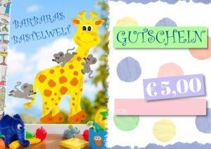 Gutschein_5€